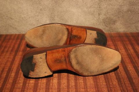 5月5日(水) 店頭出し最終アイテム 「Vintage Dress Shoes」 ご紹介_f0191324_09371183.jpg