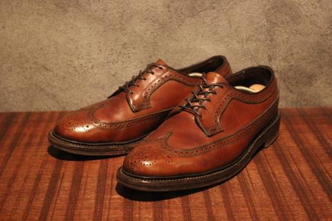 5月5日(水) 店頭出し最終アイテム 「Vintage Dress Shoes」 ご紹介_f0191324_09373727.jpg