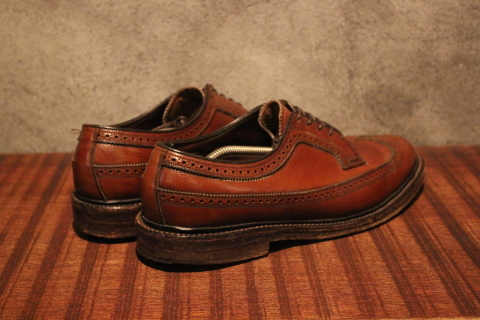 5月5日(水) 店頭出し最終アイテム 「Vintage Dress Shoes」 ご紹介_f0191324_09375155.jpg