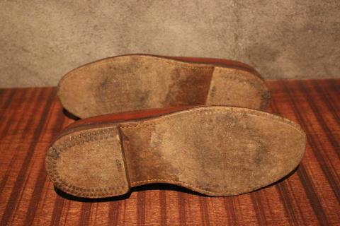 5月5日(水) 店頭出し最終アイテム 「Vintage Dress Shoes」 ご紹介_f0191324_09375905.jpg