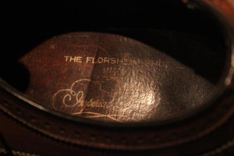 5月5日(水) 店頭出し最終アイテム 「Vintage Dress Shoes」 ご紹介_f0191324_09381520.jpg