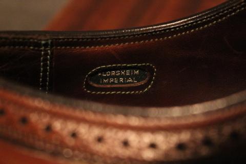 5月5日(水) 店頭出し最終アイテム 「Vintage Dress Shoes」 ご紹介_f0191324_09382473.jpg