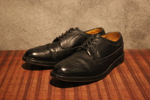 5月5日(水) 店頭出し最終アイテム 「Vintage Dress Shoes」 ご紹介_f0191324_09383563.jpg