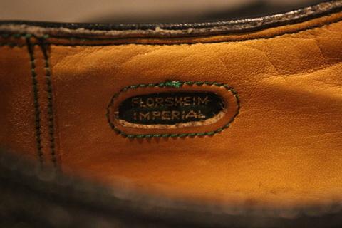 5月5日(水) 店頭出し最終アイテム 「Vintage Dress Shoes」 ご紹介_f0191324_09391180.jpg