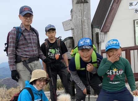 GWファミリー登山!_f0101226_23091561.jpeg