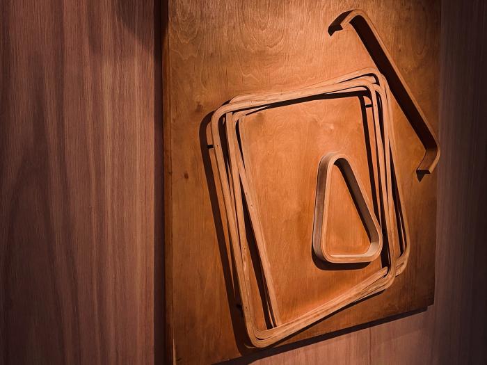 アイノとアルヴァ 二人のアアルト展 / 世田谷美術館 / iPhone 11_c0334533_16520163.jpg