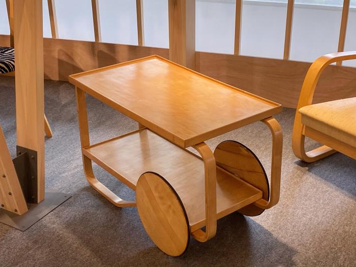 アイノとアルヴァ 二人のアアルト展 / 世田谷美術館 / iPhone 11_c0334533_16541633.jpg