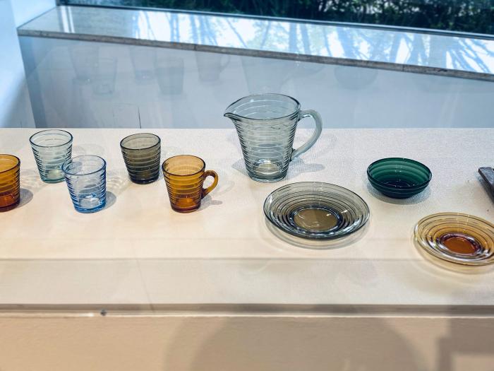 アイノとアルヴァ 二人のアアルト展 / 世田谷美術館 / iPhone 11_c0334533_16545680.jpg