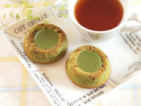 新茶の季節によせて~抹茶スイーツ_c0213947_14054721.jpg