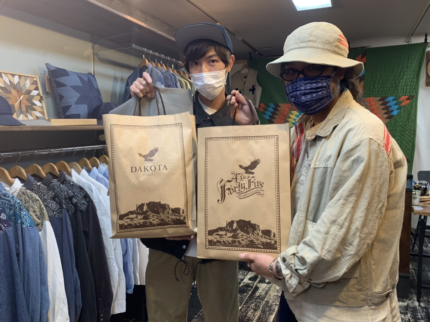 Remake & Vintage at. MARBLE ROOM ありがとうございました!!_d0367472_14180677.jpg