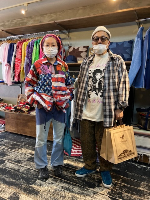 Remake & Vintage at. MARBLE ROOM ありがとうございました!!_d0367472_14184404.jpg