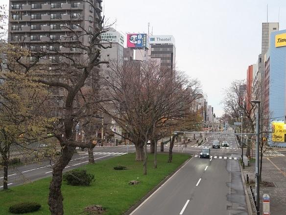 札幌の風景 2021年5月5日 朝5時ごろ_f0362073_06230677.jpg