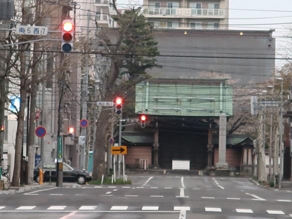 札幌の風景 2021年5月5日 朝5時ごろ_f0362073_06234285.jpg
