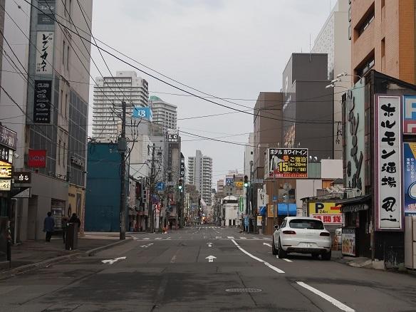 札幌の風景 2021年5月5日 朝5時ごろ_f0362073_06241489.jpg