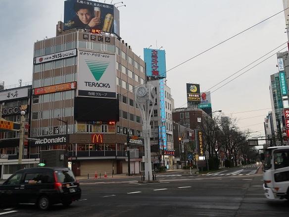 札幌の風景 2021年5月5日 朝5時ごろ_f0362073_06244350.jpg