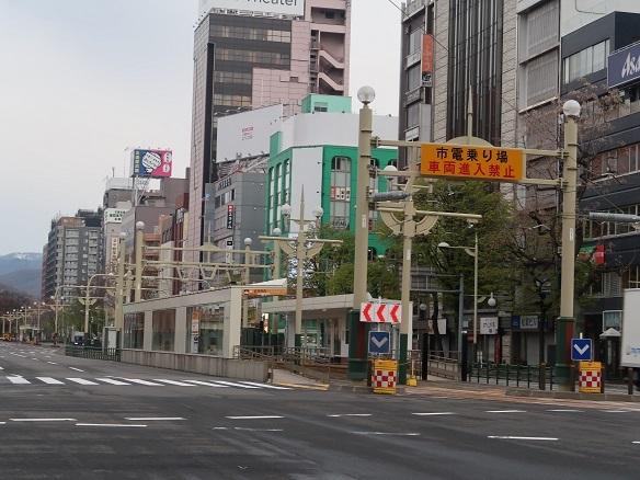 札幌の風景 2021年5月5日 朝5時ごろ_f0362073_06251845.jpg