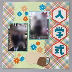 スクラップブッキングマラソン~最終日♪~_c0153884_16493575.jpg