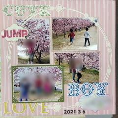 スクラップブッキングマラソン~最終日♪~_c0153884_16494725.jpg