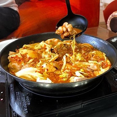 韓国風おつまみ色々。「カンジャンセウ」に「うずら卵の麻薬たまご」_a0223786_14053376.jpg