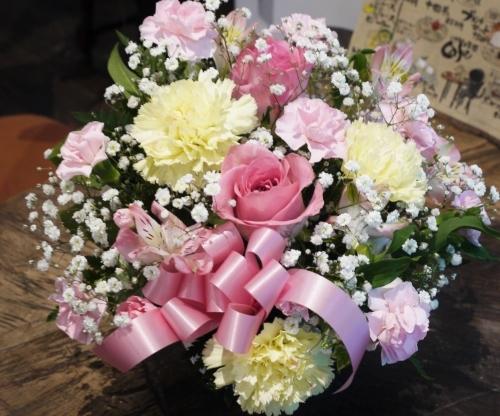 お花いっぱい♪ 美味しいもんいっぱい♪_e0167795_17320937.jpg