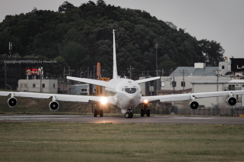 2021/5/5 Wed. - Yokota Airbase E-8C -_b0183406_21494208.jpg