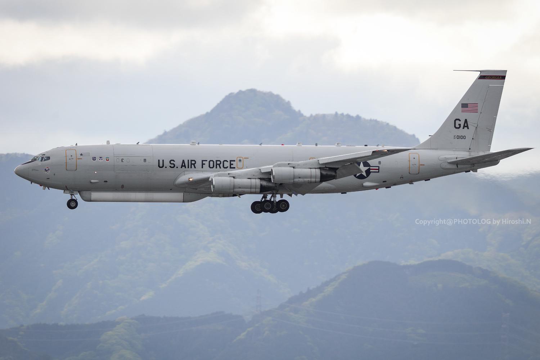 2021/5/5 Wed. - Yokota Airbase E-8C -_b0183406_21494241.jpg