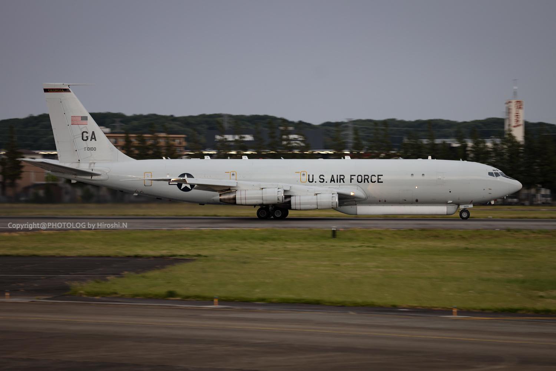 2021/5/5 Wed. - Yokota Airbase E-8C -_b0183406_21494372.jpg