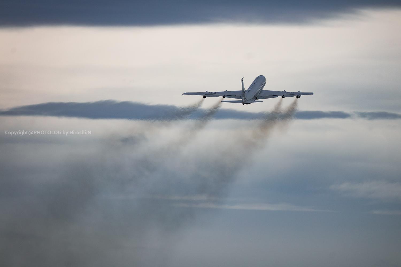 2021/5/5 Wed. - Yokota Airbase E-8C -_b0183406_21494375.jpg