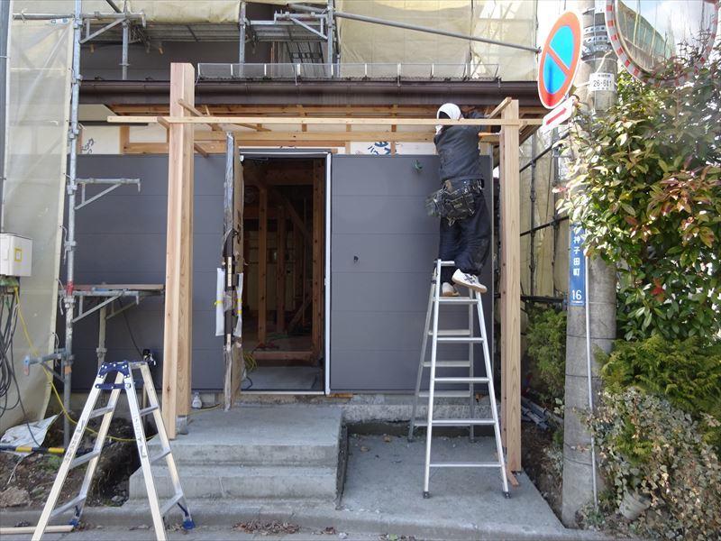 神子田町 1階フルリフォーム工事 進行中。_f0105112_04334116.jpg