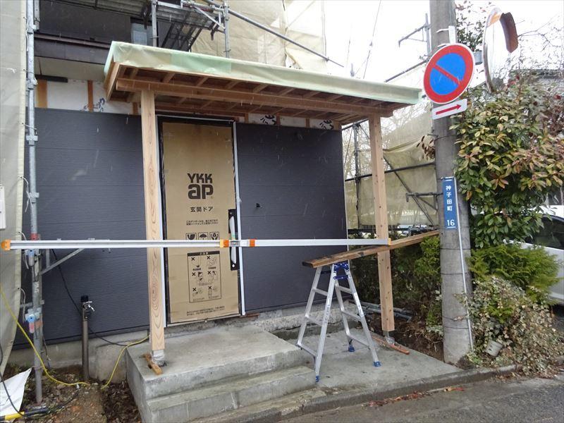 神子田町 1階フルリフォーム工事 進行中。_f0105112_04410261.jpg