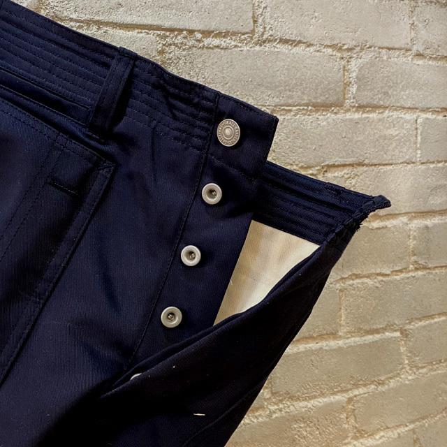BRU NA BOINNE SCグランパシャツ & SASSAFRAS Fall Leaf Sprayer Pants_b0102140_18223039.jpg