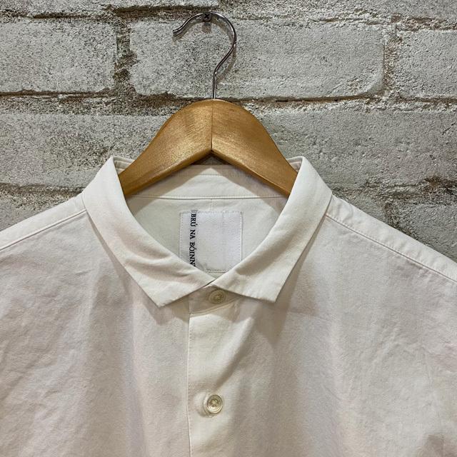 BRU NA BOINNE SCグランパシャツ & SASSAFRAS Fall Leaf Sprayer Pants_b0102140_18223550.jpg