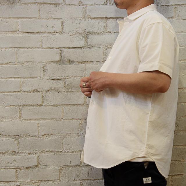 BRU NA BOINNE SCグランパシャツ & SASSAFRAS Fall Leaf Sprayer Pants_b0102140_18223953.jpg