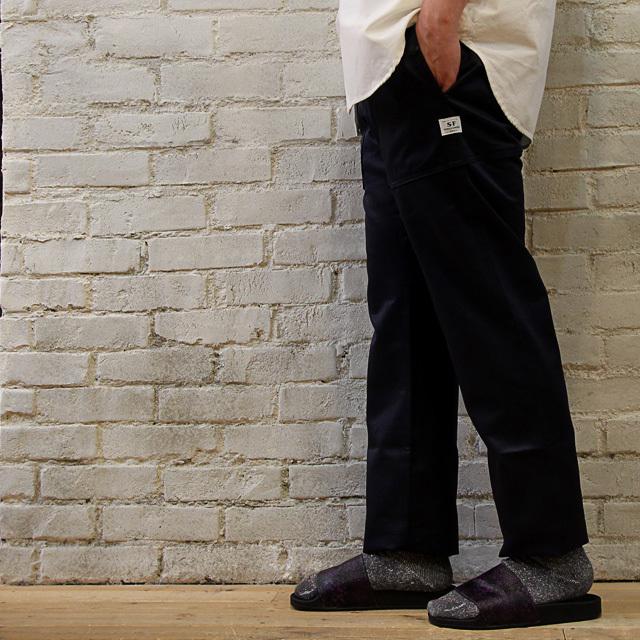BRU NA BOINNE SCグランパシャツ & SASSAFRAS Fall Leaf Sprayer Pants_b0102140_18223992.jpg