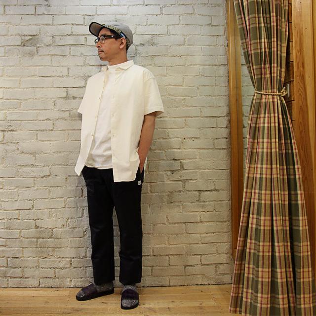 BRU NA BOINNE SCグランパシャツ & SASSAFRAS Fall Leaf Sprayer Pants_b0102140_18224416.jpg