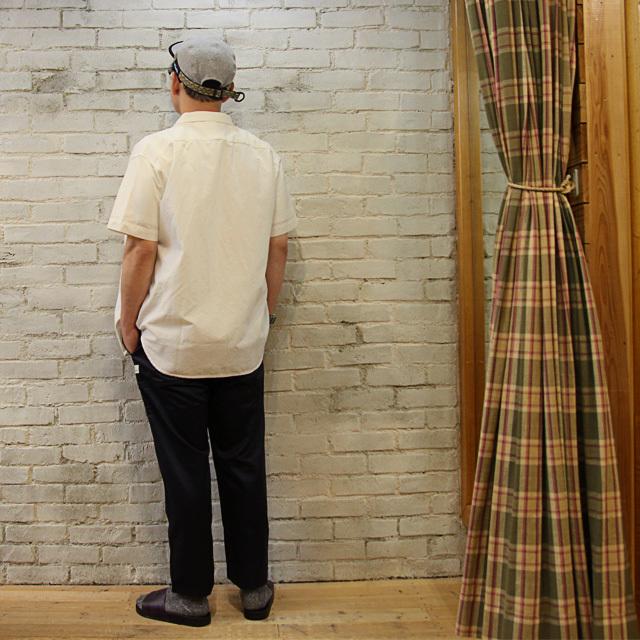 BRU NA BOINNE SCグランパシャツ & SASSAFRAS Fall Leaf Sprayer Pants_b0102140_18224439.jpg