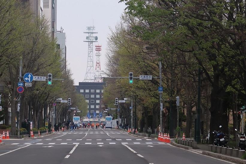 2021年5月5日 札幌でマラソン大会がありました。_f0362073_07561722.jpg