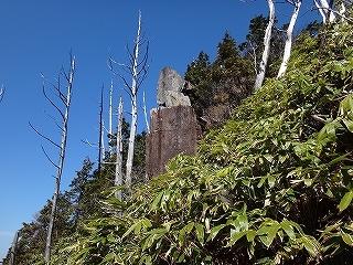 白草山から御嶽を眺める_e0064783_05475247.jpg