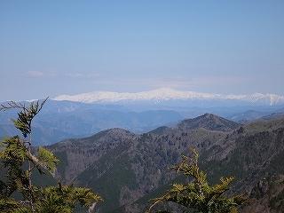 白草山から御嶽を眺める_e0064783_05475293.jpg