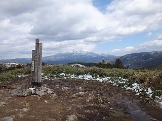 白草山から御嶽を眺める_e0064783_05475298.jpg