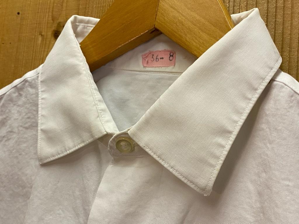 5月12日(水)大阪店Vintage&Bottoms入荷日!! #2 VintageTrad編!! CortexFabric,LeatherShoes,1850\'sHanger,WhiteShirt!_c0078587_12520424.jpg