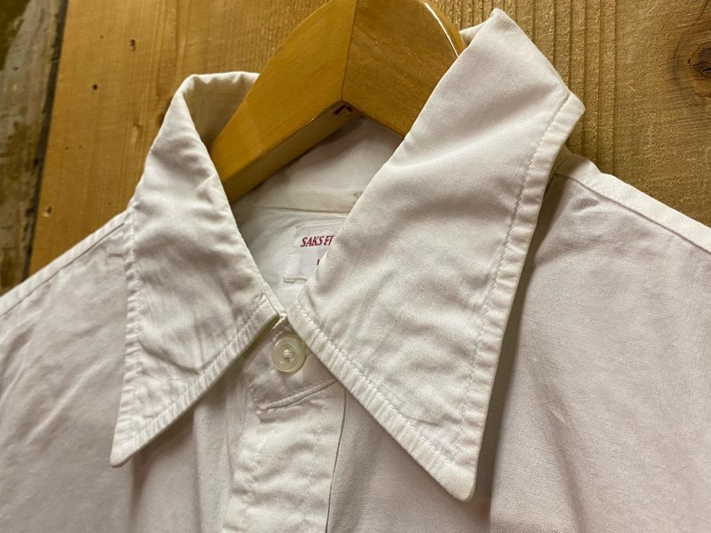 5月12日(水)大阪店Vintage&Bottoms入荷日!! #2 VintageTrad編!! CortexFabric,LeatherShoes,1850\'sHanger,WhiteShirt!_c0078587_12543886.jpg