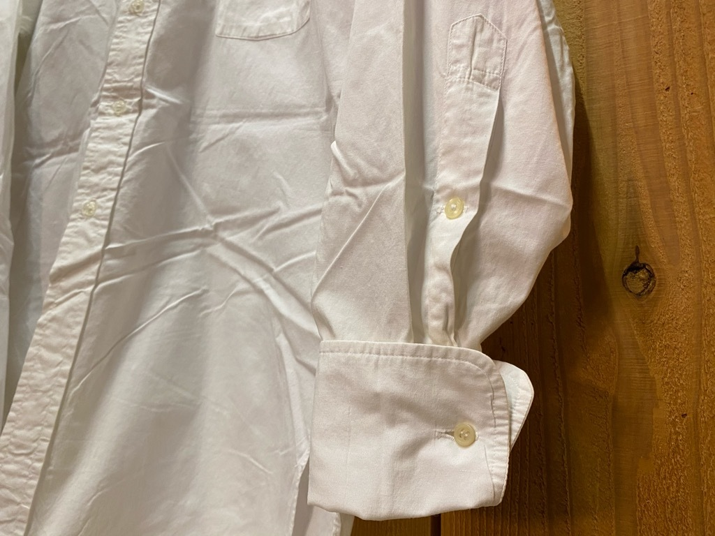 5月12日(水)大阪店Vintage&Bottoms入荷日!! #2 VintageTrad編!! CortexFabric,LeatherShoes,1850\'sHanger,WhiteShirt!_c0078587_12544537.jpg