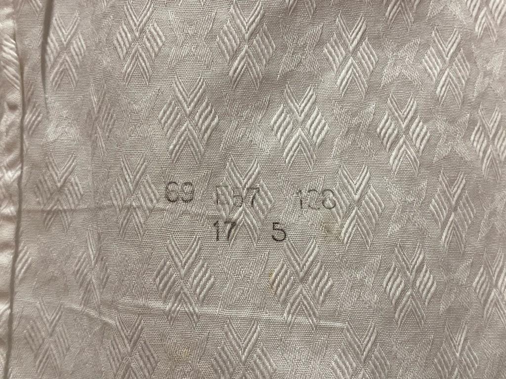 5月12日(水)大阪店Vintage&Bottoms入荷日!! #2 VintageTrad編!! CortexFabric,LeatherShoes,1850\'sHanger,WhiteShirt!_c0078587_12561533.jpg