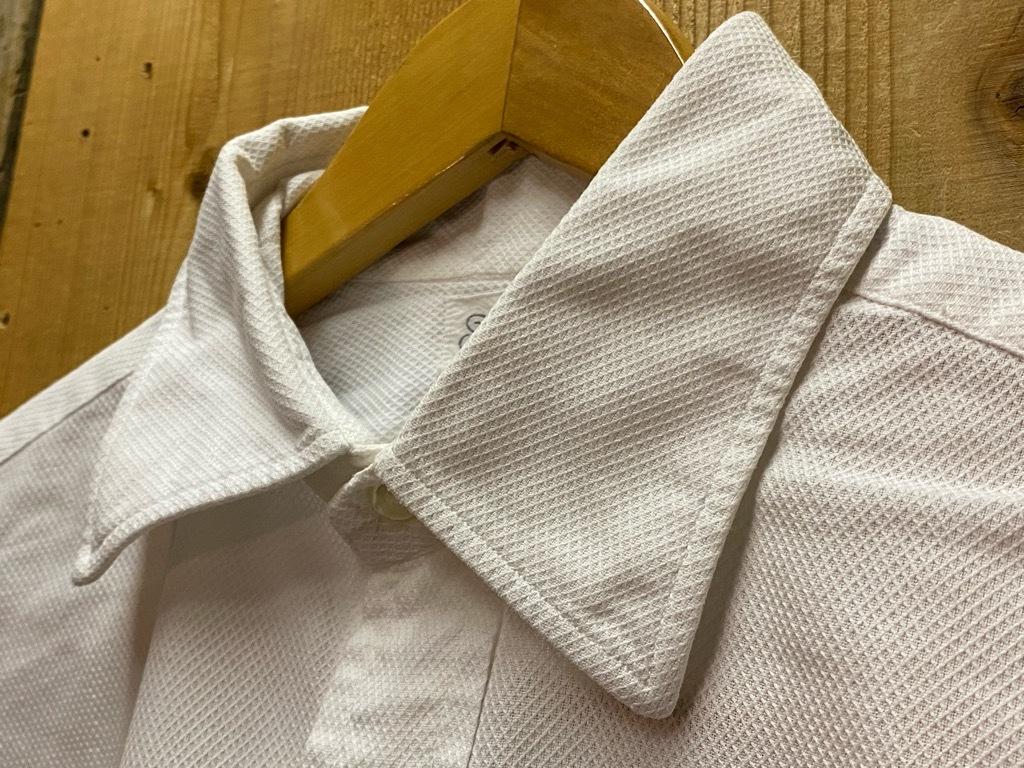5月12日(水)大阪店Vintage&Bottoms入荷日!! #2 VintageTrad編!! CortexFabric,LeatherShoes,1850\'sHanger,WhiteShirt!_c0078587_12565528.jpg