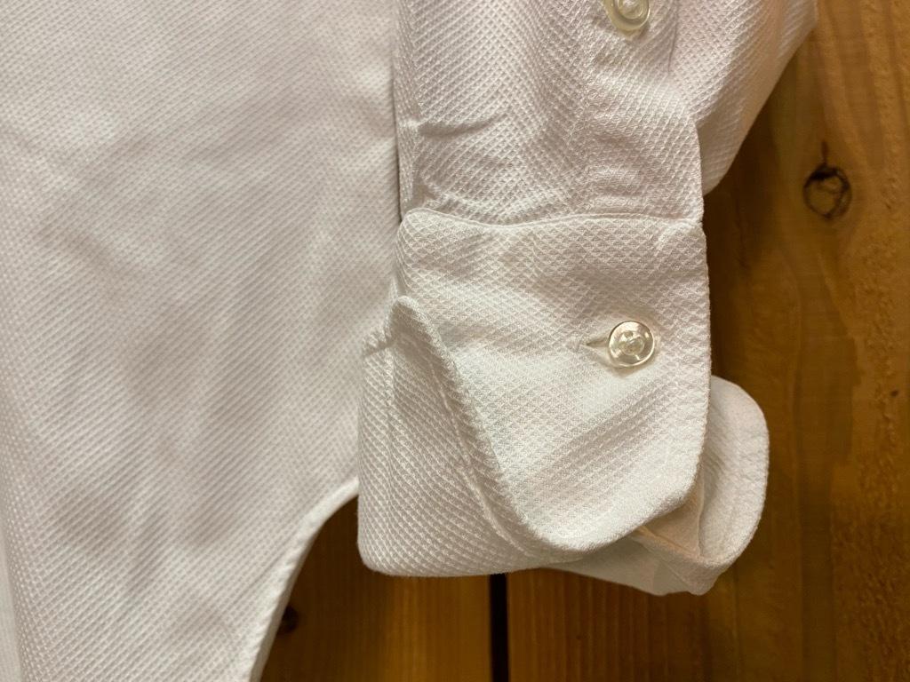 5月12日(水)大阪店Vintage&Bottoms入荷日!! #2 VintageTrad編!! CortexFabric,LeatherShoes,1850\'sHanger,WhiteShirt!_c0078587_12570146.jpg