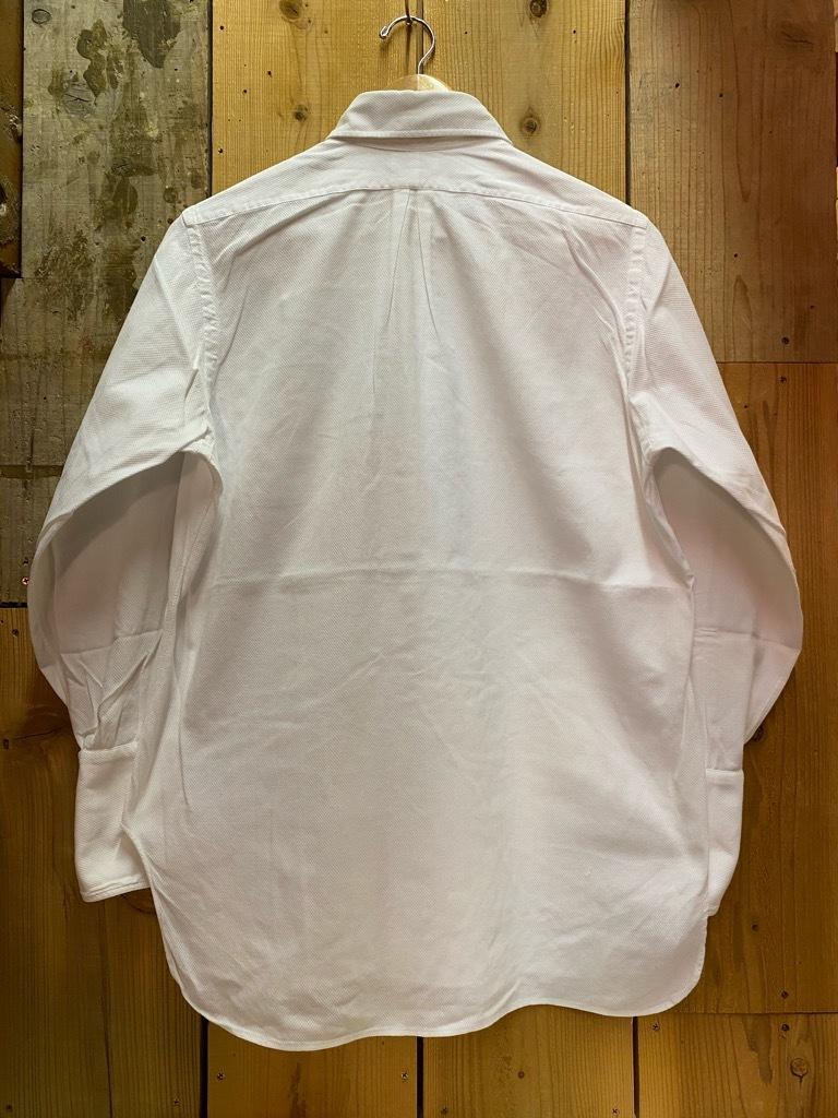 5月12日(水)大阪店Vintage&Bottoms入荷日!! #2 VintageTrad編!! CortexFabric,LeatherShoes,1850\'sHanger,WhiteShirt!_c0078587_12570399.jpg