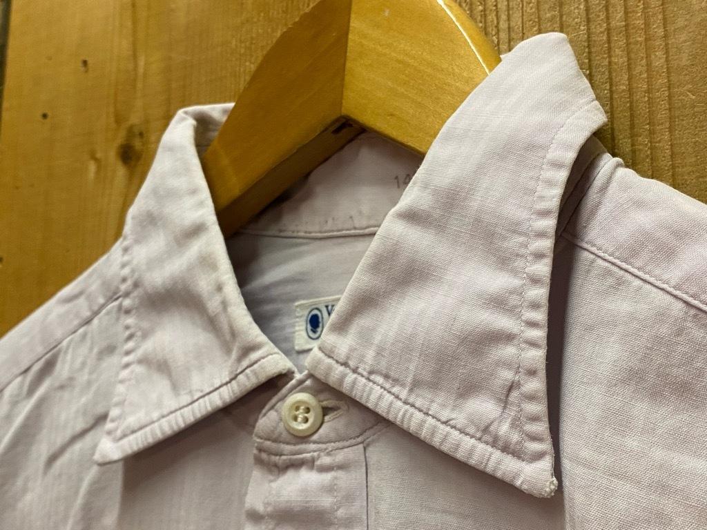 5月12日(水)大阪店Vintage&Bottoms入荷日!! #2 VintageTrad編!! CortexFabric,LeatherShoes,1850\'sHanger,WhiteShirt!_c0078587_12574012.jpg
