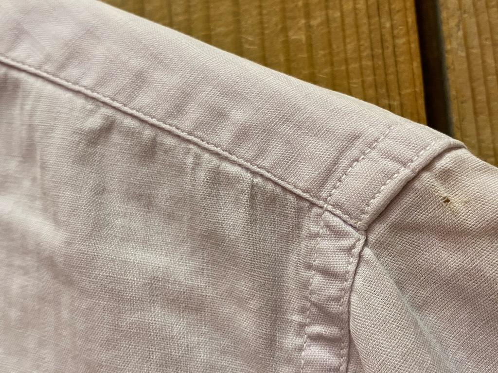 5月12日(水)大阪店Vintage&Bottoms入荷日!! #2 VintageTrad編!! CortexFabric,LeatherShoes,1850\'sHanger,WhiteShirt!_c0078587_12574253.jpg