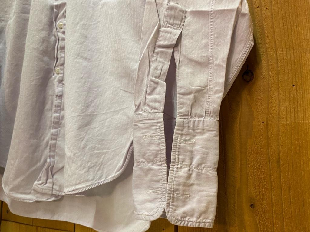 5月12日(水)大阪店Vintage&Bottoms入荷日!! #2 VintageTrad編!! CortexFabric,LeatherShoes,1850\'sHanger,WhiteShirt!_c0078587_12574530.jpg